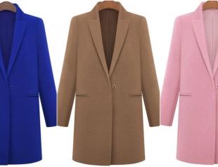 Где одеться в Украине: стильные пальто
