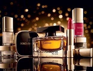 Золото новогодних праздников 2016 в коллекции макияжа Dolce & Gabbana