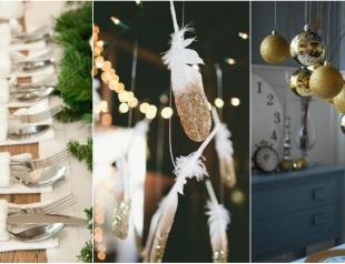 Новогодний декор своими руками: преображаем квартиру к волшебному празднику