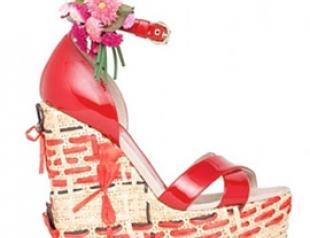 Обувные тренды лета-2011. Топ-60 лучших моделей сезона