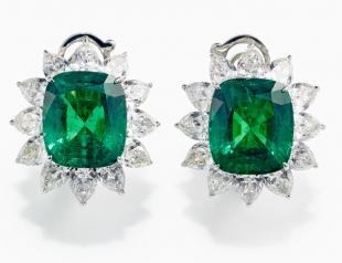 Серьги Mercury Jewellery