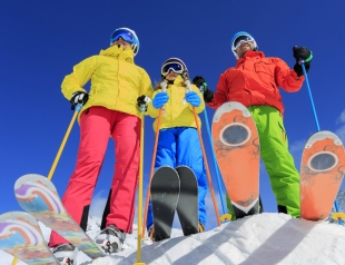 Горнолыжные курорты Украины: где найти достойный зимний отдых
