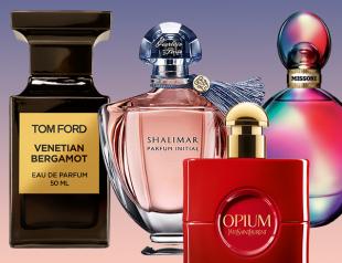 Зимние ароматы 2015 для девушек: на что стоит обратить внимание