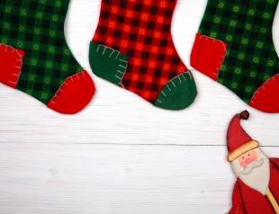 Новогодний сапожок своими руками: создаем главную деталь зимнего декора