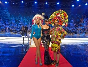 Оля Полякова и DZIDZIO поменялись телами в новогоднюю ночь