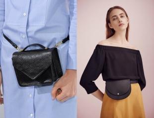 Свобода в моде: поясные сумки