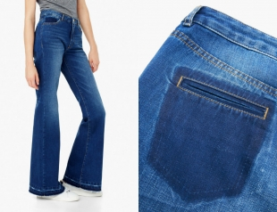Сезон скидок: где купить модные джинсы для разных типов фигур