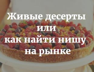 Как дизайнер интерьера придумала живые десерты. Бизнес-история