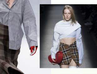 7 новых способов носить рубашку модно этой осенью, не потратив ни копейки
