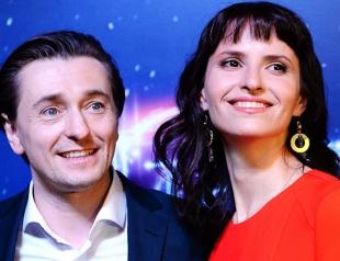 Сергей Безруков и Анна Матисон после свадьбы мечтают о ребенке