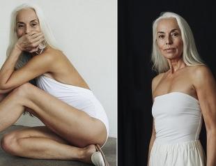 Старость не страшна: 60-летняя модель Ясмина Росси в рекламе купальников. ФОТО