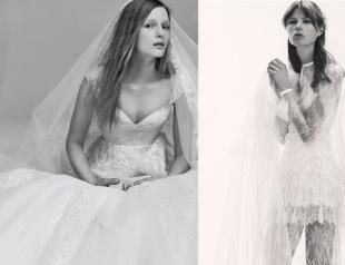 Elie Saab презентовал первую свадебную линию. ФОТО