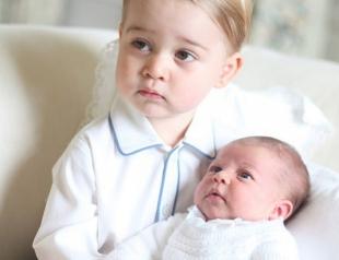 Принцессе Шарлотте – год: стильные образы юных Виндзоров