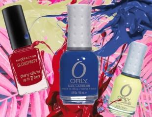 12 оттенков лака для ногтей, которые нужно попробовать этим летом
