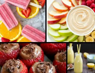 Пора подкрепиться: 6 самых вкусных и полезных вариантов перекусов