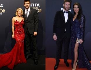Евро-2016: самые красивые жены футболистов, на месте которых мечтает оказаться каждая
