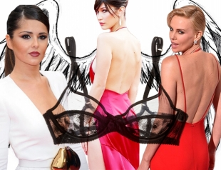 Новый год уже близко: бюстгальтеры для платья с открытой спиной и плечами