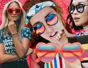 Street style: все модные очки этого лета