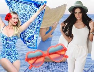 Что носят в отпуске модные девушки: 40 пляжных образов из Instagram