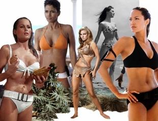 Ядерный взрыв сексуальности: самые откровенные бикини в  истории