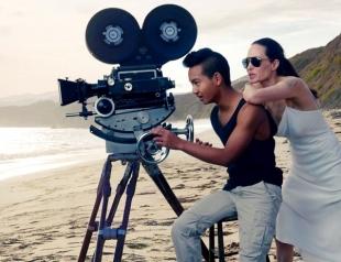 """Анджелина Джоли о детях: """"Они уверены, что быть актерами — легко"""""""