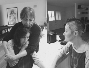 Шеннен Доэрти в борьбе с раком груди сама обрила голову (ФОТО)
