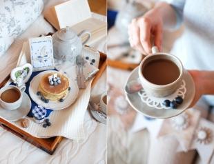 Завтрак в постель: 5 лучших вариантов меню для начала нового дня