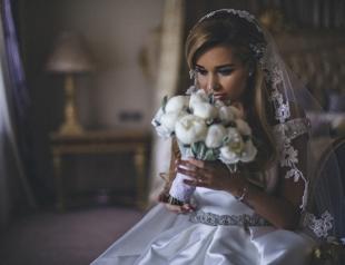 Ксения Бородина после объявления о разводе с мужем-изменщиком снова в свадебном платье! (ВИДЕО)