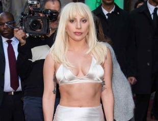 Леди Гага сильно похудела после расставания с женихом