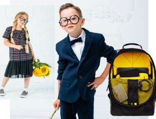 Где одеться в Украине: покупаем красивую школьную форму, ранцы и обувь Made in Ukraine на любой кошелек
