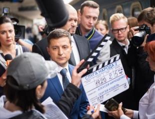 Слуга народа-2: стартовали съемки второго сезона популярного сериала