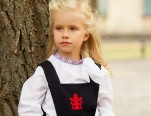 Где одеться в Украине: вышиванки в школу