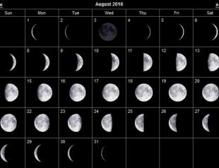 Чего нельзя делать в полнолуние в августе 2016: когда будет, приметы и обряды на полную и убывающую фазы Луны