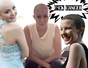 Рак не отберет у нас красоту: истории женщин, которые восстали против страшного диагноза – Шеннен Доэрти, Кайли Миноуг и юная модель