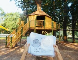Почему она строит дома на деревьях: бизнес-история Светланы Колпаковой