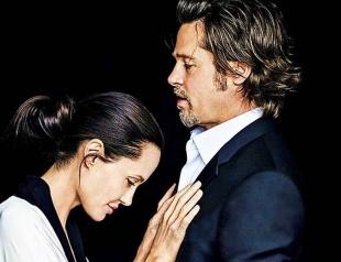 Анджелина Джоли назвала Брэда Питта наркоманом и неуравновешенным, чтобы получить полную опеку над детьми