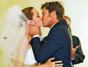 """Новость о разводе застала Брэда Питта врасплох: актер не ожидал такого """"сюрприза"""" от Джоли"""