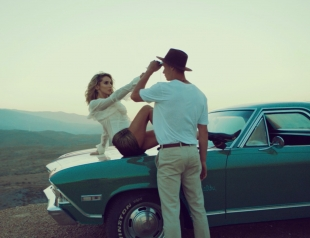 """""""Твои глаза"""": LOBODA показала первые кадры и тизер нового клипа"""