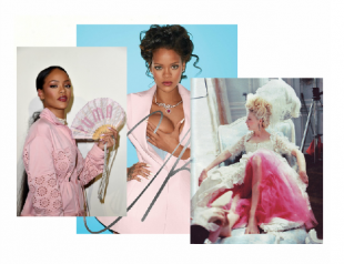 Плохая Мария-Антуанетта: уличная мода гопников и рококо в новой коллекции Рианны Puma x Fenty