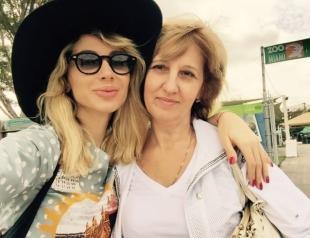 Мама LOBODA трогательно поздравила звездную дочь с днем рождения