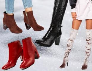 Модная обувь зима 2016 – 2017: модели, цвета, декор, цены и адреса магазинов