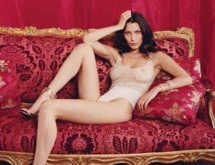 Новоиспеченная модель Victoria's Secret Белла Хадид жалеет о похудении и мечтает вернуть прежние формы