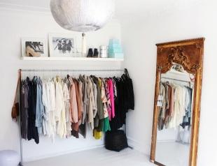 Нет громоздким шкафам: другой подход к хранению вещей