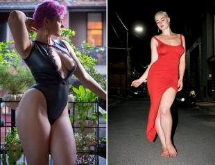Сексуальные – не значит худые: модель доказала, что с пышными формами можно рекламировать соблазнительное белье