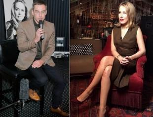 Ксения Собчак вступилась за Дмитрия Шепелева в истории с книгой о Жанне Фриске