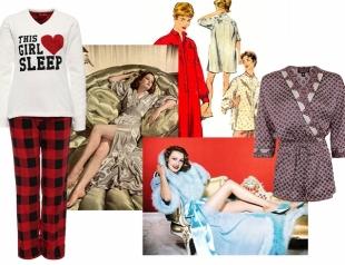 В чем встречать Новый год дома: подборка стильной пижамы