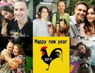 Как герои сериала Киев днем и ночью 2 поздравили поклонников с Новым годом