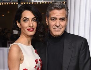 Свершилось: Джордж и Амаль Клуни ждут двойню!