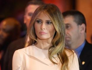 Скандальная Мелания Трамп обзаведется персональной гримеркой в Белом доме