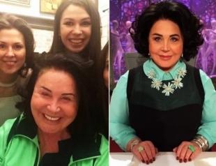 66-летняя Надежда Бабкина после пластики стала неузнаваемой: фото без макияжа ужаснуло поклонников